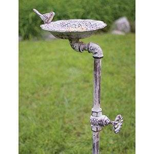 Garden Stake Birdfeeder - Countryside Home Decor