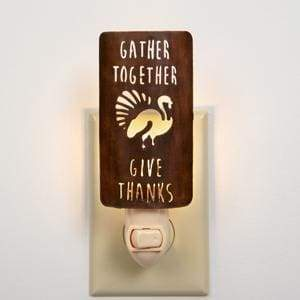 Gather Together Night Light - Box of 4 - Countryside Home Decor