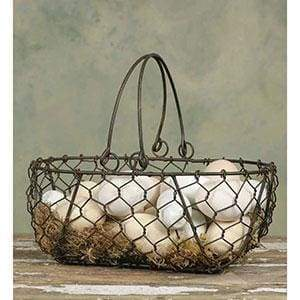 Gathering Basket - Countryside Home Decor