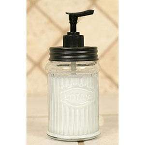 Hoosier Lotion Dispenser - Countryside Home Decor