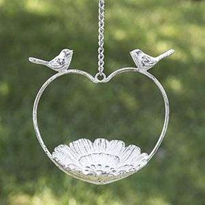 Love Bird Feeder - Countryside Home Decor