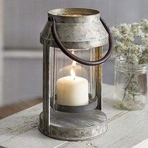 Madison County Lantern - Countryside Home Decor
