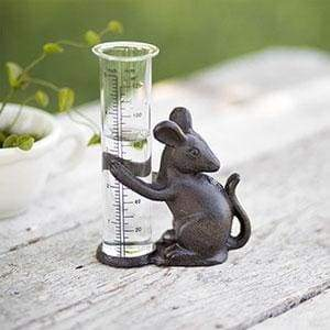 Mouse Rain Gauge - Countryside Home Decor