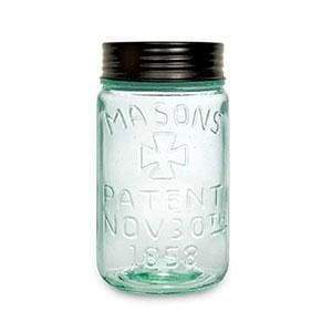 Pint Mason Jar With Lid - Countryside Home Decor
