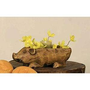 Small Pig Bowl - Countryside Home Decor