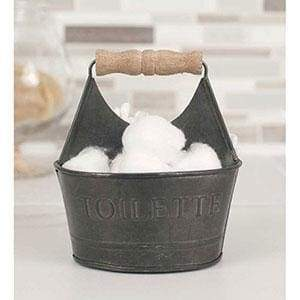Small Toiletries Caddy - Box of 4 - Countryside Home Decor