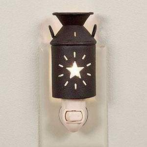 Star Milk Pitcher Night Light - Box of 6 - Countryside Home Decor