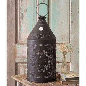 Two Foot Star Paul Revere Lamp - Countryside Home Decor