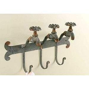 Water Faucet Wall Hook - Countryside Home Decor