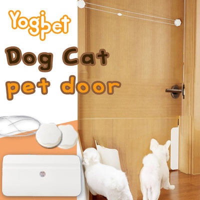 Yogipet Pet door kit