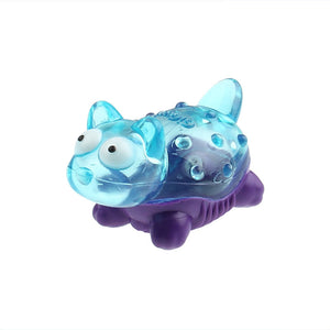 Gigwi Animal chewing rubber squeaky toy