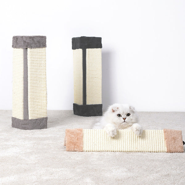 Scratcher protector for wall, bed and sofa (grey colour)