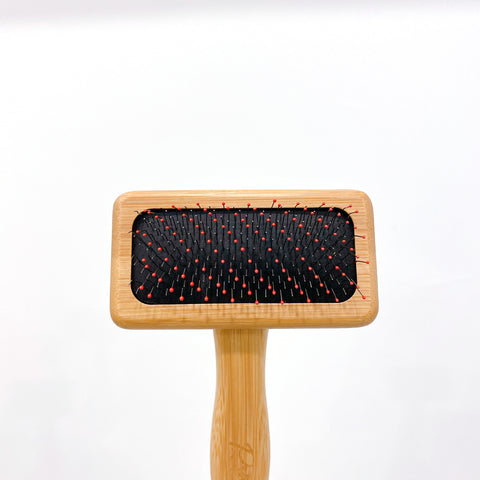 High quality Bamboo pet brush