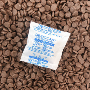 Desiccant dry pack for Kibbles 10 packets