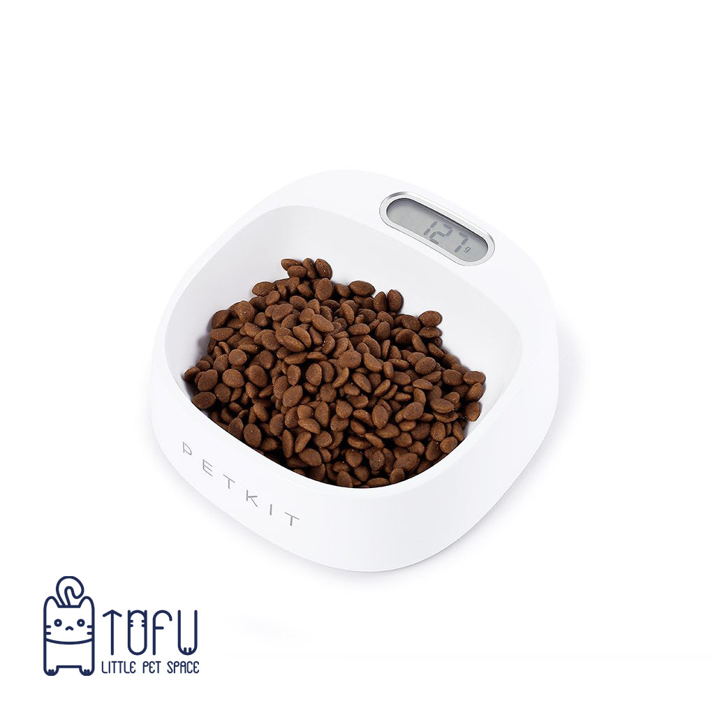 Petkit BioCleanAct™ Weighing Food Bowl