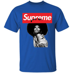 SUPREME T-shirt - Diana Ross | Tee-Apparel-Swagtastic Gear