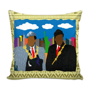"""African Kings in NYC"" 