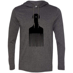 Afro Pick- Natural Hair | T-shirt Hoodie-Apparel-Swagtastic Gear