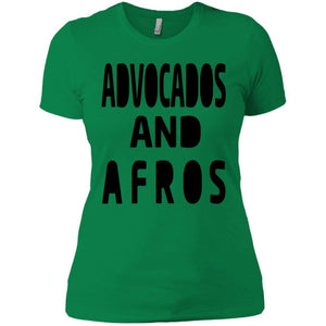 Avocados and Afros | Tee-Apparel-Swagtastic Gear