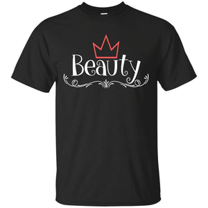 Beauty and the Beast | Matching Couple's Tees-Apparel-Swagtastic Gear