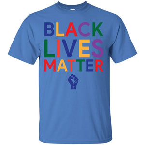 BLACK LIVES MATTER | Tee-Apparel-Swagtastic Gear