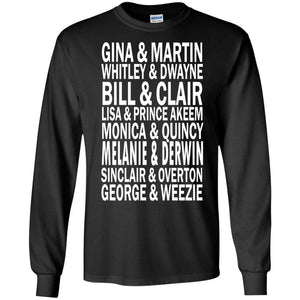 Couples We Love | Long Sleeve Tee-Apparel-Swagtastic Gear