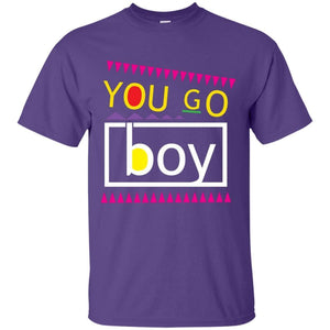 Damn Gina! and You Go Boy! | Matching Couple's Tees-Apparel-Swagtastic Gear