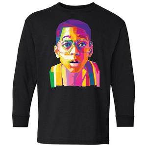 Did I Do That? | Youth Long Sleeve Tee-T-Shirts-Swagtastic Gear