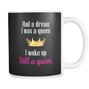 Queen Dream | Coffee Mug-Drinkware-Swagtastic Gear