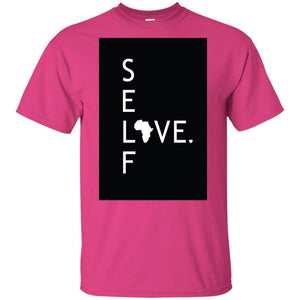 Self Love ♥ | Youth Tee-T-Shirts-Swagtastic Gear