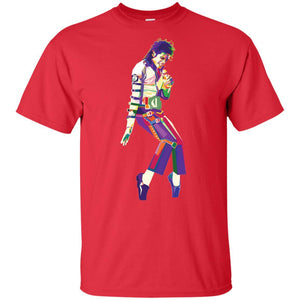 The King - Michael Jackson Mosaic | Youth Tee-T-Shirts-Swagtastic Gear