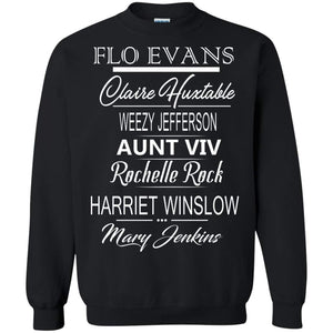 TV Moms We Love | Sweatshirt or Hoodie-Apparel-Swagtastic Gear