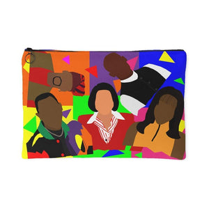 You Go Boy | Small Cosmetic Bag or Large Clutch-Accessory Pouches-Swagtastic Gear