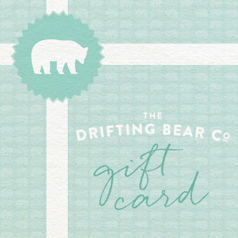 The Drifting Bear Co. Gift Cards