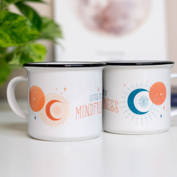 Personalised Little Mug of Mindfulness