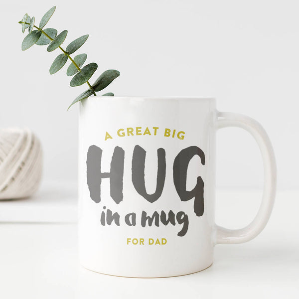 Personalised Hug In A Mug