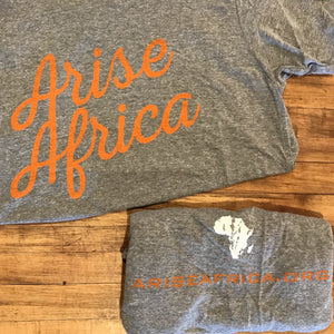 Arise Africa Short Sleeved T-Shirt - Youth