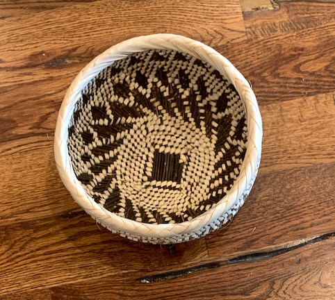 Small Woven Bowls
