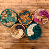 Small Hand Woven Bowls