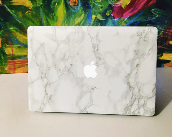 The Marble Decals - Marble MacBook Sticker