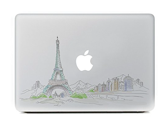 Amazon - MacBook Decals