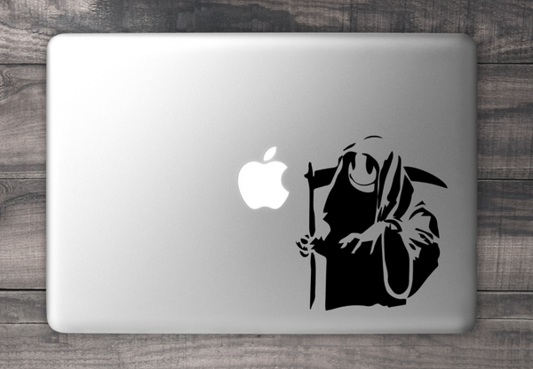 The Vinyl Infusion - MacBook Decal