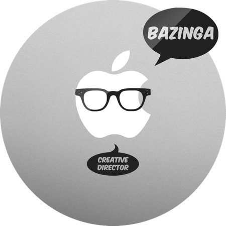 Creative Director + Bazinga