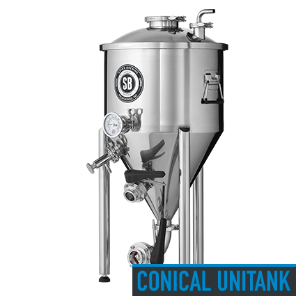 Conical Unitank