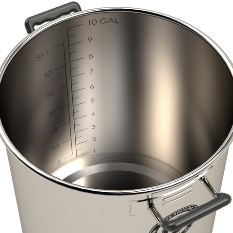 V4 - 10 Gallon Spike+ Brew Kettle