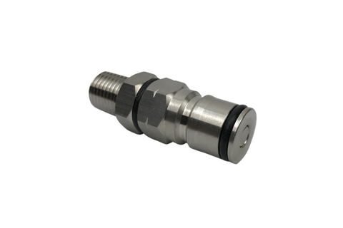 "Ball lock gas post x 1/4""npt"