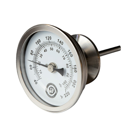 Thermometer - Tri-Clamp