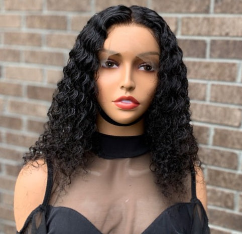Curly Lace Frontal