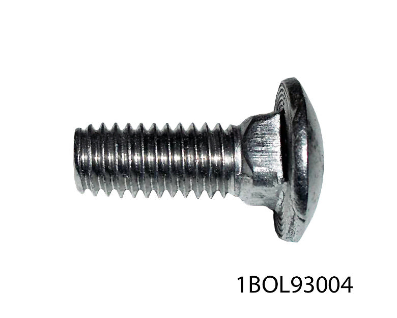 Carriage Bolt 3/8-16 X 1""