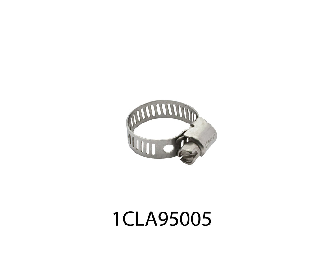 Hose Clamp, 1/2""